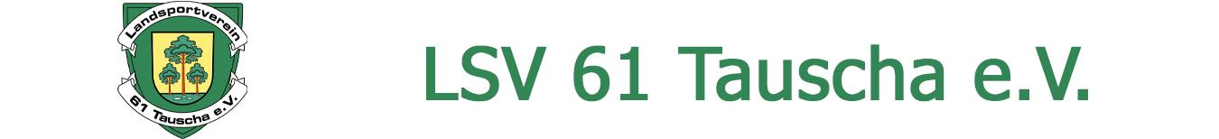 LSV 61 Tauscha